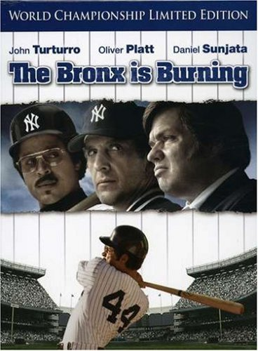 Bronx Is Burning Turturro Platt Sanjata Ws World Championship Ed. Tvpg 5 DVD Lmtd Ed.