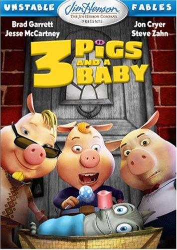 3 Pigs & A Baby Unstable Fables Ws Pg