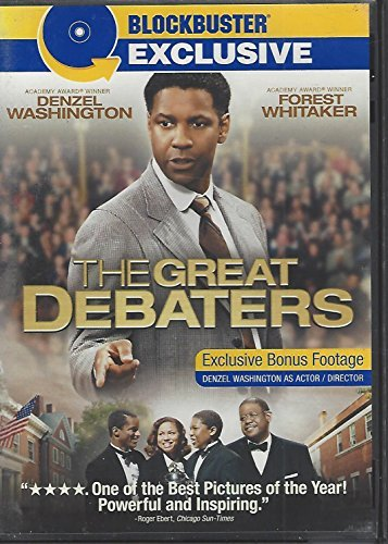 Great Debaters Rental Edition Washington Whitaker
