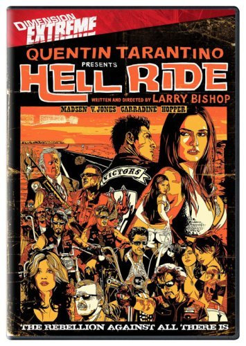 Hell Ride Bishop Hopper Madsen DVD R