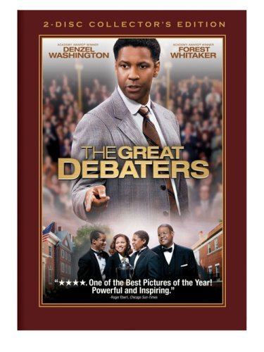 Great Debaters Washington Whitaker Elise Pg13 2 DVD