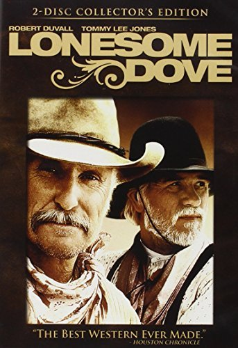 Lonesome Dove Duvall Jones Lane Glover DVD Nr 2 DVD