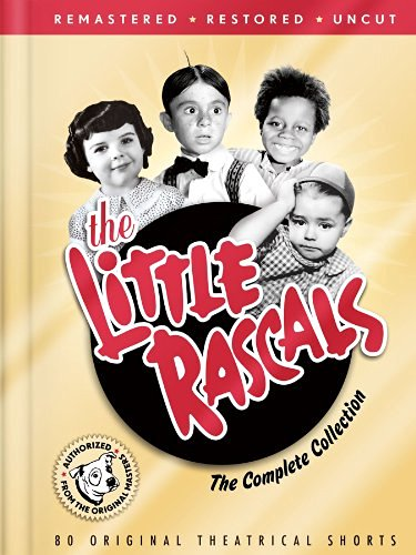 Little Rascals Complete Collection DVD Nr 8 Disc Set