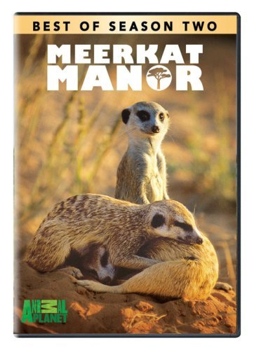 Meerkat Manor Vol. 2 Best Meerkat Manor Ws Nr