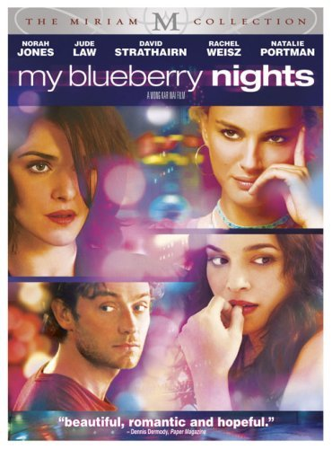 My Blueberry Nights Law Jones Portman Weisz Pg13