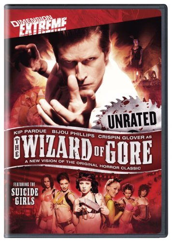Wizard Of Gore Glover Phillips Dourif Ur