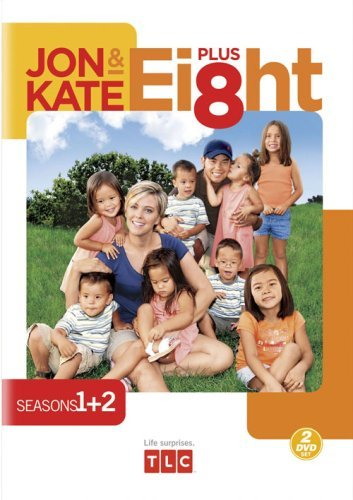 Jon & Kate Plus Eight Seasons 1 2 Nr 2 DVD