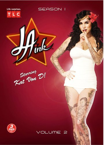 La Ink Vol. 2 Season 1 Nr 3 DVD