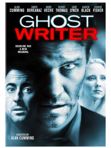 Ghost Writer Boreanaz Cumming Heche Nr