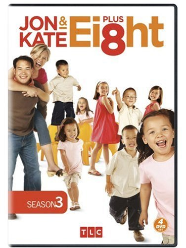 Jon & Kate Plus Eight Season 3 Ws Nr 4 DVD