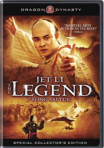 Legend Of Fong Sai Yuk Li Jet R 2 DVD