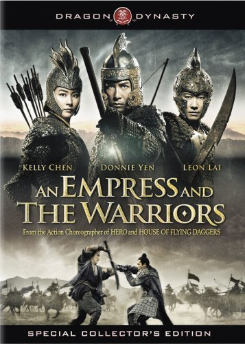Empress & The Warriors Empress & The Warriors Nr 2 DVD
