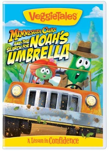 Minnesota Cuke & The Search Fo Veggietales Nr