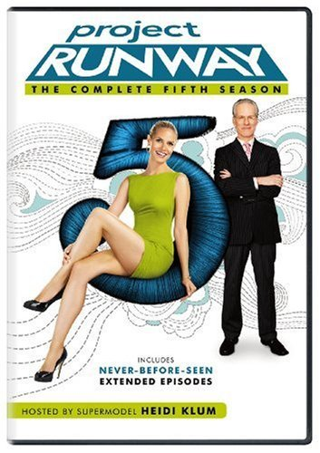 Project Runway Season 5 DVD