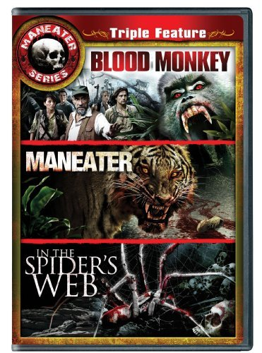 Maneater Triple Feature Maneater Triple Feature Ws Nr 3 DVD