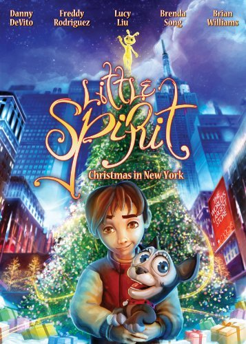 Little Spirit Christmas In Ne Little Spirit Christmas In Ne O Sleeve Nr