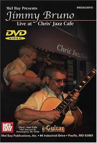 Jimmy Bruno Live At Chris' Jazz Cafe Nr