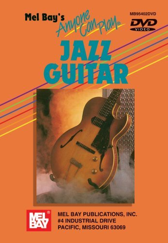 Anyone Can Play Jazz Guitar Juran Vern Nr