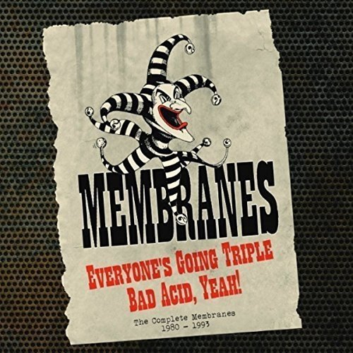 Membranes Everyone's Going Triple Bad Ac Import Gbr 5cd