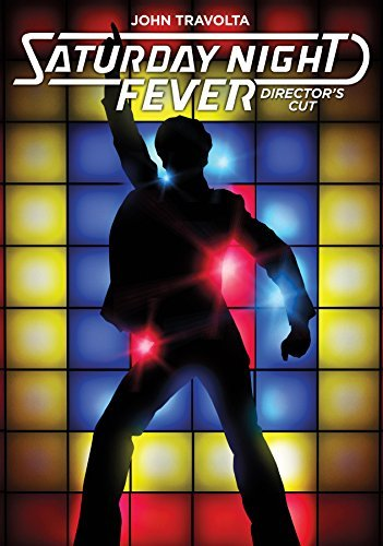 Saturday Night Fever Travolta Gorney Pescow DVD R