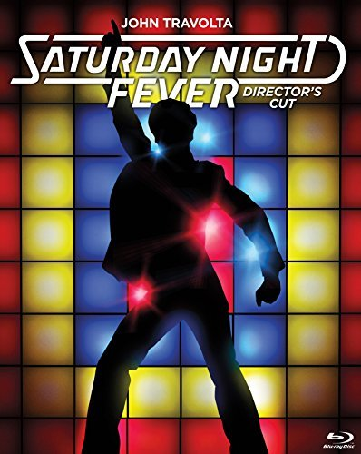 Saturday Night Fever Travolta Gorney Pescow Blu Ray R