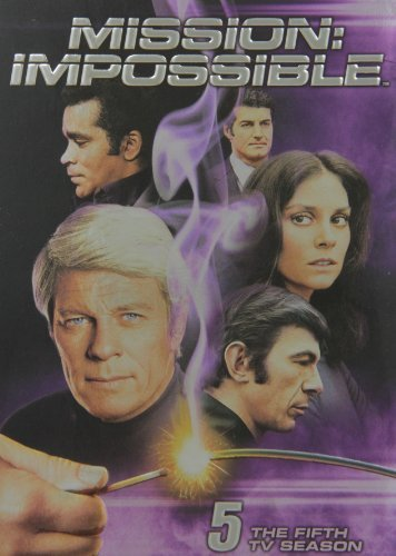 Mission Impossible Season 5 DVD