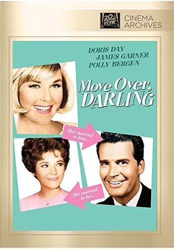 Move Over Darling Day Garner DVD Mod This Item Is Made On Demand Could Take 2 3 Weeks For Delivery