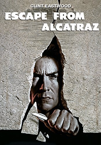 Escape From Alcatraz Eastwood Mcgoohan DVD Pg