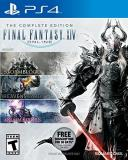 Ps4 Final Fantasy Xiv Online Complete Edition