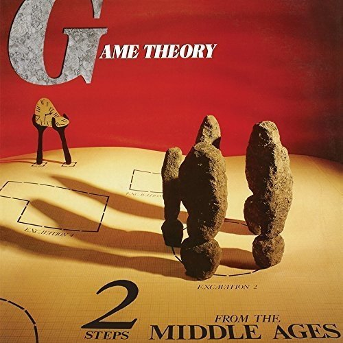 Game Theory 2 Steps From The Middle Ages Translucent Orange Vinyl Includes Download Card