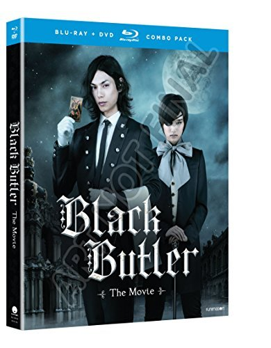 Black Butler The Movie Black Butler The Movie Blu Ray DVD Nr