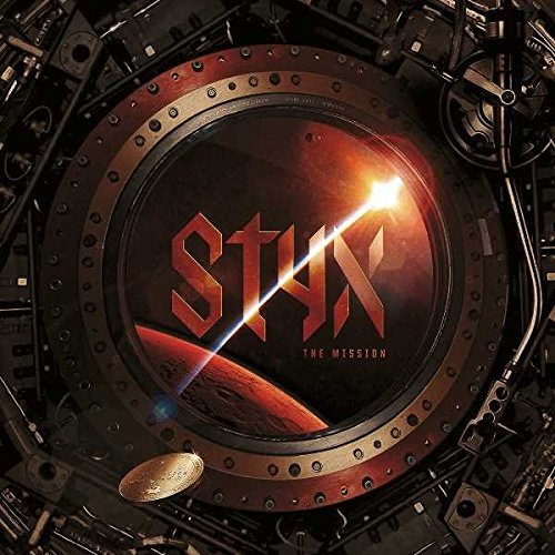 Styx The Mission 180g Lp