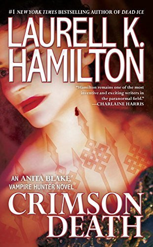 Laurell K. Hamilton Crimson Death