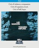 Hell In The Pacific Marvin Mifune Blu Ray G
