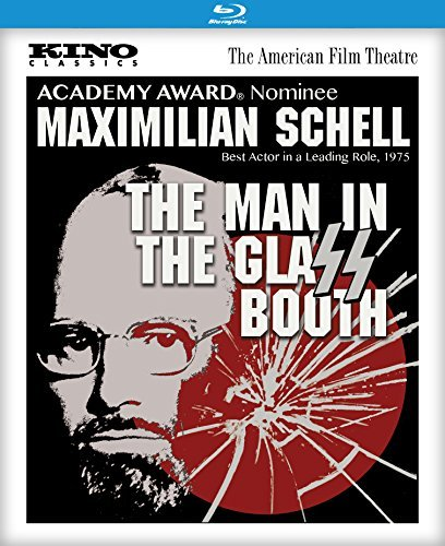 Man In The Glass Booth Schell Nettleton Blu Ray Pg