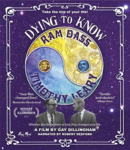 Dying To Know Ram Dass & Timothy Leary Dying To Know Ram Dass & Timothy Leary Blu Ray Nr