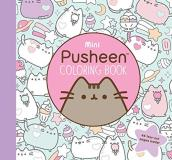 Claire Belton Mini Pusheen Coloring Book