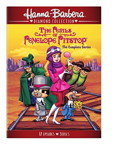 Perils Of Penelope Pitstop The Complete Series DVD