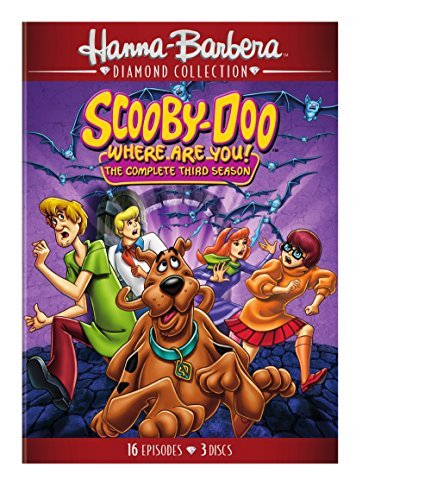 Scooby Doo Where Are You? Season 3 DVD