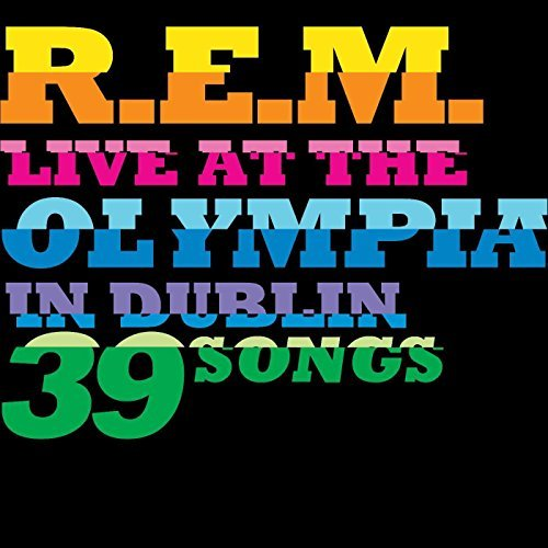 R.E.M. Live At The Olympia 2 CD DVD Incl. Bonus DVD
