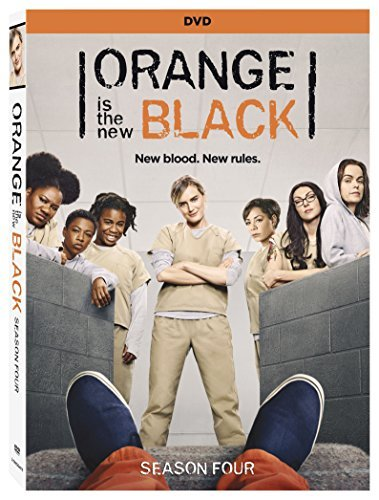 Orange Is The New Black Season 4 DVD