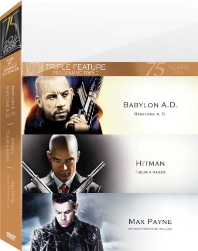 Babylon A.D. Hitman Max Payne Triple Feature Ws