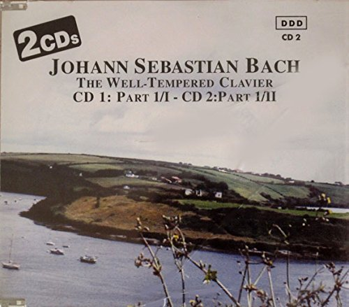 Johann Sebastian Bach The Well Tempered Clavier (2 Parts)