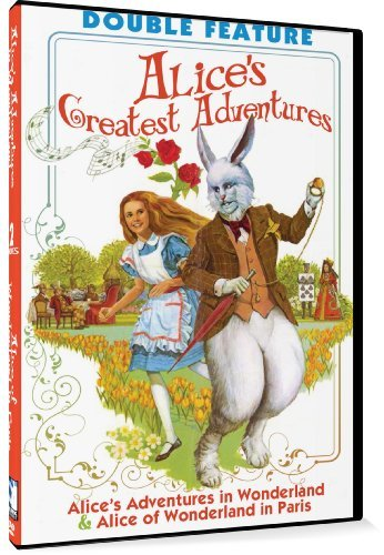 Alice's Greatest Adventures Double Feature