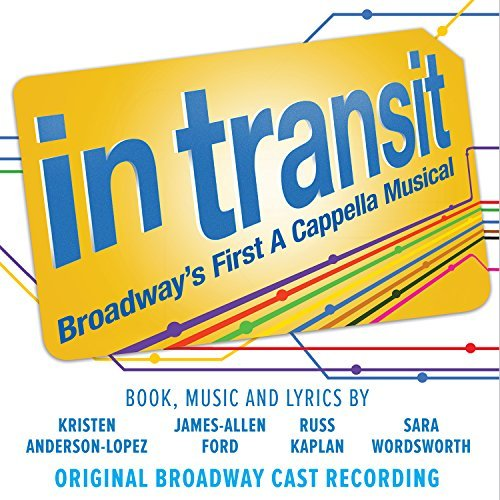 In Transit Original Broadway Cast Recording