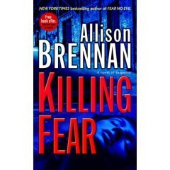 Allison Brennan Killing Fear Prison Break
