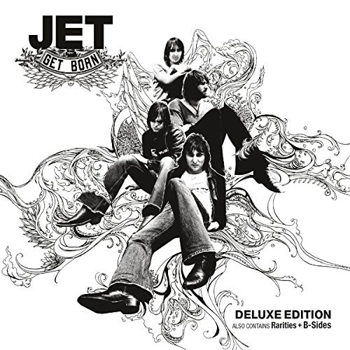 Jet Get Born Deluxe Edition 2cd