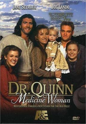 Dr. Quinn Medicine Woman Season 5 Vol. 7