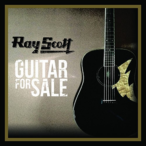 Ray Scott Guitar For Sale