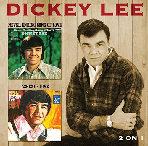 Dickey Lee Never Ending Song Of Love As Import Gbr